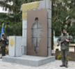 У Шостці відкрили пам'ятник захисникам України