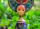 У Сумах подружжя створює унікальних ляльок із дерева