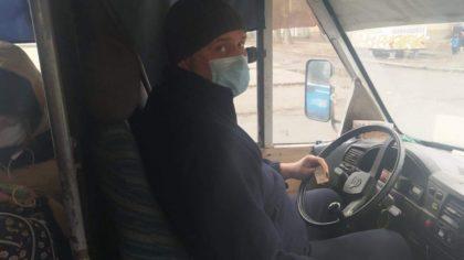 Водитель маршрутки: «Зарплат достойных нет,  десятки машин не выходят на рейс, а сумчане вынуждены ходить пешком»